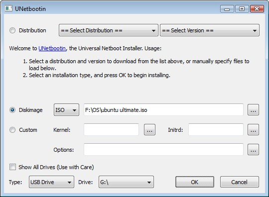 How to format windows 7 without cd